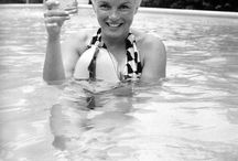 Marilyn Monroe / by Kirsty Blue