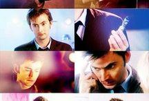 Doctor who? / by Caroline Rosier