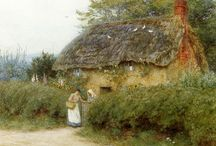 Helen Allingham / by Rebecca Weerkamp