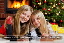 Holiday Photography Tips / Capture the magic moments of the holidays with these winter photography tips. Learn how to photography your Christmas tree, capture the sparkle of Christmas lights, take pictures in the snow and more! / by Balsam Hill Christmas Tree Co.