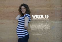 Pregnancy Photo Series / by My Right Brain