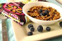 Breakfast Ideas / by Color Wheel Meals Samantha Gibbs