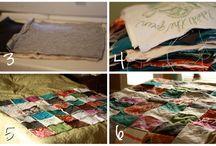 Sewing / by Dorée Hudson