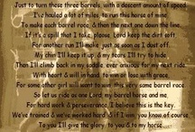 My passion / Barrel racing and showing cattle  / by Jennifer Mitcham