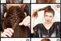 Long beautiful hair, HAIR! / Hairstyles / by Donna Pelc