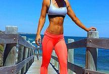 fitness motivation / by Megan Christine