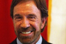 Chuck Norris / by Rebecca Barclay