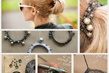 Baubles for Hair Tutorials / by Maya Larson