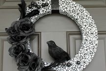 .DIY holiday wreaths. / by Shannon Ferguson