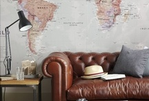 [ Global ] Decor & Living / Travel inspired decor for homes that speak for countries traveled and experiences had.  / by Jetset Times