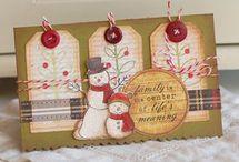 Christmas Cards / by Kim Humbard