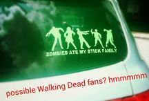 The Walking Dead fanatic! / by Kijie Waddell