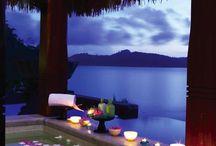 Luxury Resorts  / by Molly Larkin