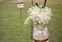 Wedding decor / by Erica Bussey