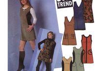 Modern Pattern, Vintage Style / by WeSewRetro