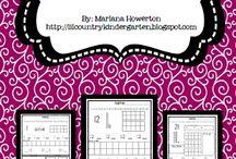 Classroom Inspiration- Math / by Jessica McAuliffe
