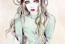 Choleil drawing / by Enya Torrero