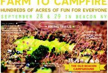 #FarmToCampfire Hudson Valley / by VerTerra Dinnerware
