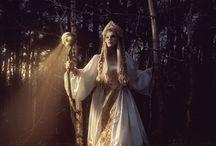 mood: fairy tale / by Faith Rudd Trimmer