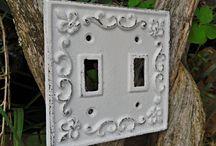 Decor:  Switchplates! / by Mrs. Greene