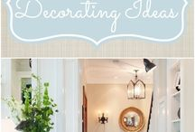 Decorating Ideas / by Teresa Gilbert