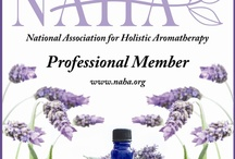 Join: NAHA  / National Association for Holistic Aromatherapy