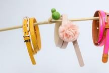 BOLD & BRIGHT: Skinny Belts / by glint & gleam