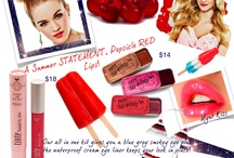 4th of July Beauty & Summer Fun / 4th of July Beauty & Summer Fun / by TINte Cosmetics