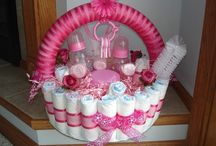 Diaper Cakes / by Christy Jackson