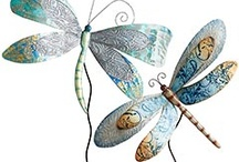 Dragonflies / by Donna Phipps