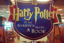 All things Harry Potter / by Lori Wintrow
