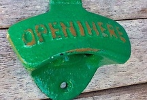 Bottle opener / by Tammy Fisher