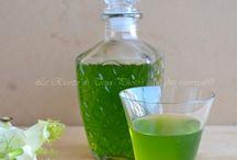 Ricette: liquori / by Ginetta Barigazzi