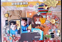 layouts n scrappin stuff / by Janet Bott