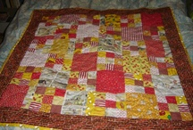 My Quilting and Patchwork / This is my favourite hobby - possibly the only actual hobby I have left.  Quilting makes me happy. / by Tansy Rayner Roberts