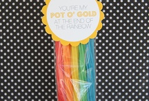 kids treat bags / by Tina Townley