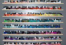 Nail Polish & Makeup Storage  / by The BeautyClutch