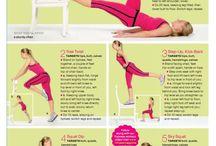 workoutsss / by Stephanie Dorough