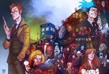 Doctor Who / by Emma Wood