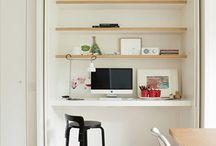 Study Nook / Study nook ideas / by Karen Burns