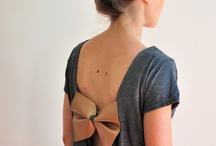 TS Reuse / how to reuse a t-shirt / by letizia d.a.