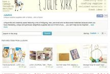 My products / by Julie Kirk