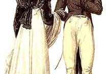 Regency / Dress, inspiration, stuff I like / by Amanda Gentry