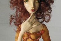 Claymation/Dolls / by Frances Moeller