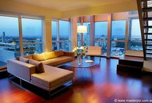 Penthouse/ Loft Suite / MY type of Dream Home  / by April Terrell
