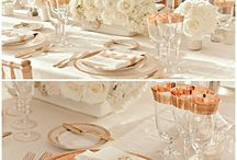 Wedding Tablescapes / Beautiful Inspiration for your big day! / by The Commerce Club