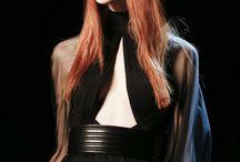 "Yves Saint Laurent. / ""Isn't elegance forgetting what one is wearing?"" — Yves Saint Laurent / by Fabiola Urdiain"