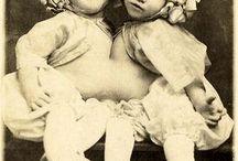 Conjoined twins / by Paula Bathe