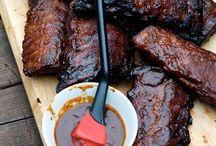 BBQ/Smoke food / by Karla Olson