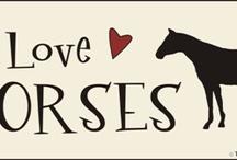 Equestrian Words / by Michelle Billings